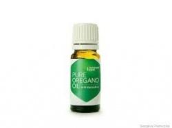 Hepatica Czysty 100% olejek z dzikiego oregano 10ml