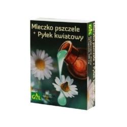 Pyłek kwiatowy, 48 kapsułek