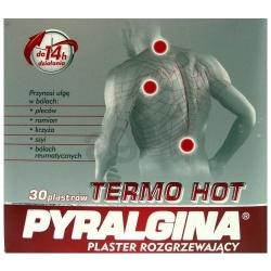 Pyralgina Termo Hot, plastry rozgrzewające, 30 szt