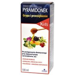 PYRAMIDONEK Grypa i przeziębienie