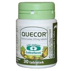 Quecor, 30 tabletek