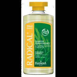 radical-szampon-odbudowujacy włosy suche-330ml