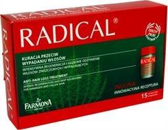 Radical ampułki, 15 szt