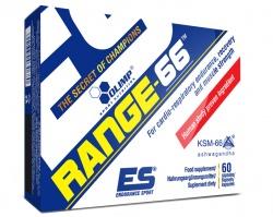 RANGE-66 ashwagandha KSM-66 , 60 kapsułek
