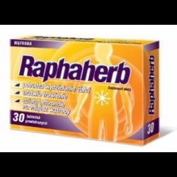 Raphaherb, 30 tabletek