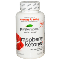 PURELY INSPIRED - Raspberry Ketones - 60kaps