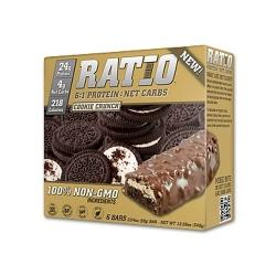 RATIO - Baton - RATIO Protein Bar 31 NON GMO - 57-66 g