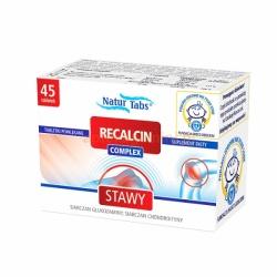 Recalcin complex, 45 tabletek
