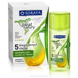 soraya Regenerujący olejek do twarzy, 50 ml