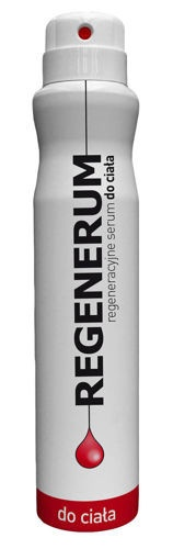 Regenerum, serum regeneracyjne do ciała, 180 ml