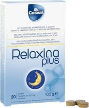 COSVAL Relaxina PLUS 20tab - Pomaga w zasypianiu