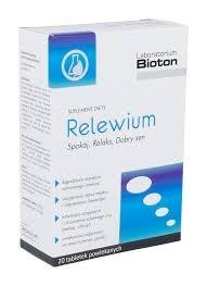Relewium, 20 tabletek