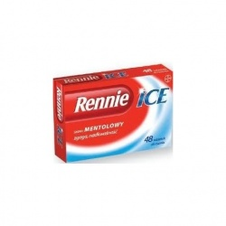 Rennie ICE 48 tabletki do ssania