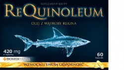 ReQuinoleum, 60 kapsułek
