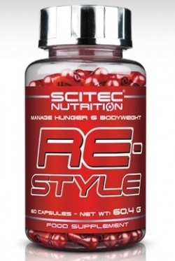 SCITEC - ReStyle (Re-form) - 120kaps