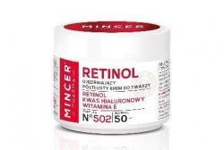 MINCER PHARMA  Retinol, 50 ml półtłusty