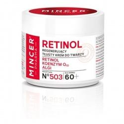 MINCER PHARMA  Retinol, 50 ml tłusty regenerujący