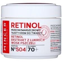 MINCER PHARMA  Retinol, 50 ml tłusty przeciwzmarszczkowy