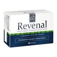 Revenal, tabletki powlekane