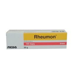 Rheumon, 10%, krem, (100 mg g), 50 g