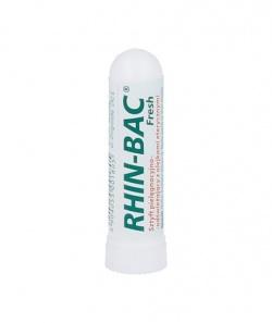Rhin-Bac Fresh, sztyft pielęgnacyjny - odświeżający z olejkami eterycznymi, 1 szt