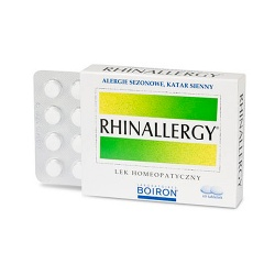 Rhinallergy, 60 tabletek