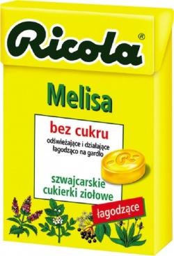 Ricola Melisa, cukierki, 40 g