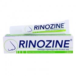 Rinozine, maść nawilżająco - regenerująca do nosa 15g