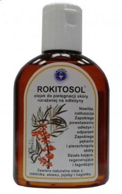 Rokitosol, olej pielęgnacyjny do skóry narażonej na odleżyny, 150 ml