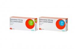 Rosuvastatin Teva - Rosuvastatinum, 10 mg, 30 tabletek
