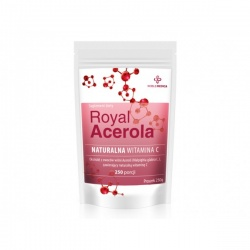 Royal Acerola - naturalna witamina C w proszku 250g