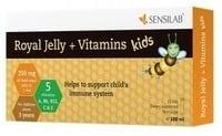 Royal Jelly Kids, 10 ampułek x 10 ml