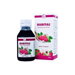 Rubital, Gemi, syrop, 125 ml