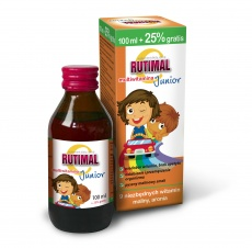 Rutimal C Junior multiwitamina