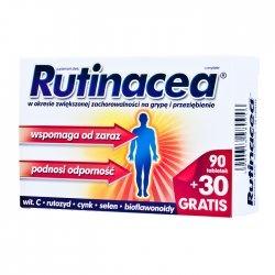 Rutinacea Complete, tabletki, 90 +30