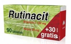 Rutinacit, FutureMed, 90 tabletek