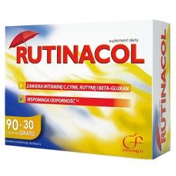 Rutinacol, 120 tabletek
