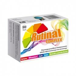 Rutinal complex, 90 tabletek