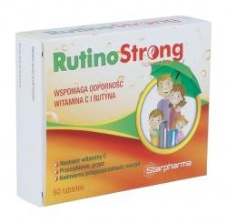 RutinoStrong, tabletki,  60 szt