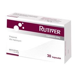 Rutiver, Biovena, kapsułki, 30 szt
