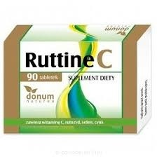 Ruttine C 90 tabletek