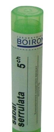 Boiron Sabal serrulata, 5CH, granulki, 4g