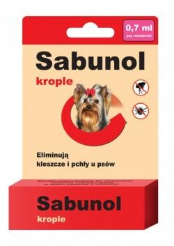 Sabunol, 0,7 ml