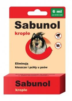 Sabunol, 6 ml