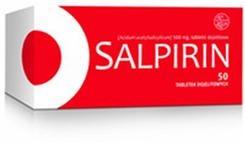 Salpirin tabletki dojelitowe 500 mg