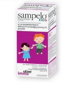 Sampelo Kids, 120 ml