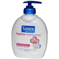Sanex Dermo Hygiene Moisturising, mydło płynne nawilżające, 300 ml