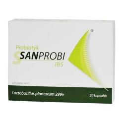 Sanprobi IBS, kapsułki, 20 szt