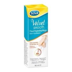 Scholl, krem nawilżający do codziennej pielęgnacji stóp, 60 ml