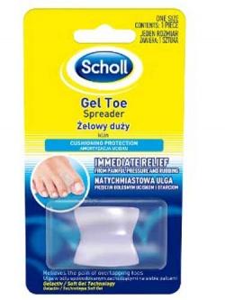 Scholl Gelactiv, duży klin między palcowy, 1 szt